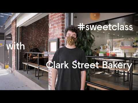 #sweetclass Rosemary Focaccia with Clark Street Bakery