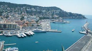 Nice-Cote d'Azur-Liguria Round Tour