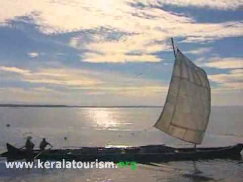 Cruise tourism, Kerala backwaters