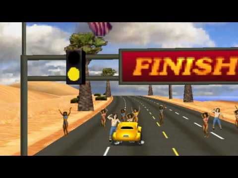 Longplay Cruis'n Usa (Project 64)