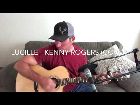 Kenny Rogers - Lucille (Cover by Clayton Smalley)