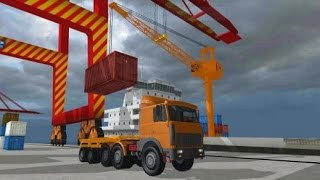 Cargo Ship Manual Crane 17 Android Gameplay HD