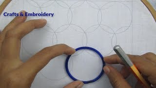 Baixar Hand Embroidery, Nakshi Katha Drawing and stitching Tutorial, Baby Katha Design, Crafts & Embroidery