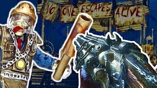 MOB OF THE DEAD GOLDEN GATE BRIDGE REMASTERED IN BLACK OPS 3 ZOMBIES! CoD BO3 New Mod Gameplay