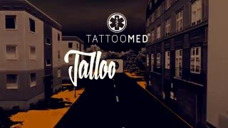 TattooMed Tattoo Truck On the road   Trailer