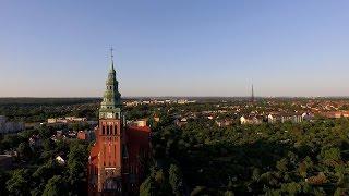 Gliwice From The Sky 2016  - DJI Phantom 3