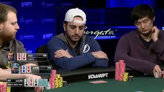 WPT Borgata Winter Poker Open 2018. Live webcast