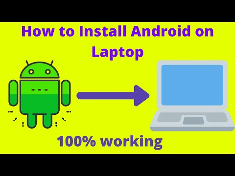How To Install Android On PC | Windows 2019
