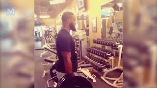 Tyron Woodley MMA Training Highlights  Muscle Madness