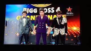 #Abjith🏆 winner #Akhil👍 top 2# bigg boss 4/ grand finale