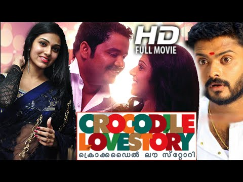 Malayalam Full Movie 2015 New Releases  Crocodile Love Story - Malayalam Full Movie 2013