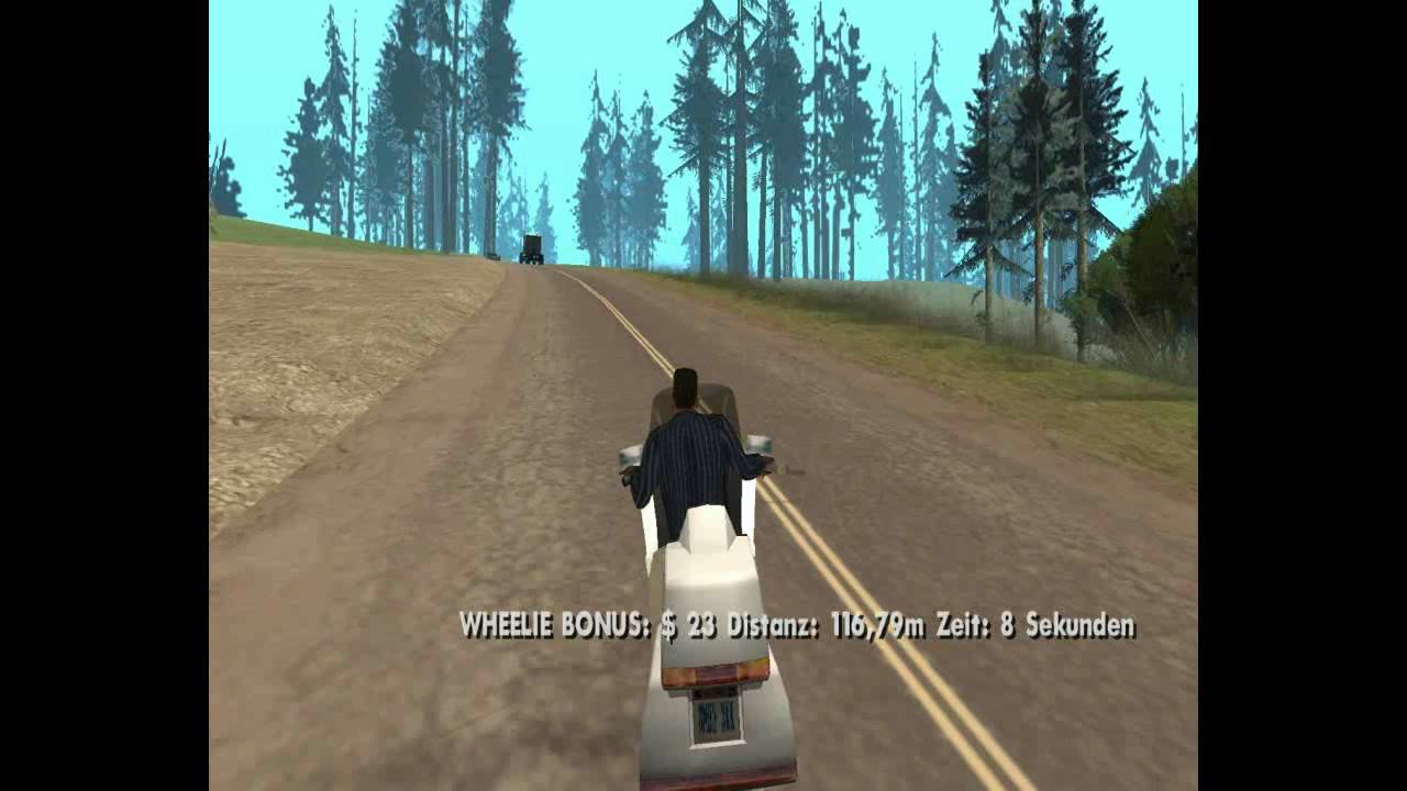 Grand Theft Auto San Andreas Wayfarer Youtube