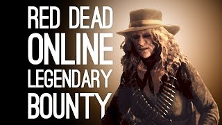 Red Dead Online Legendary Bounty Hunt: THE OWLHOOT FAMILY! Let's Play Co-op Red Dead Online