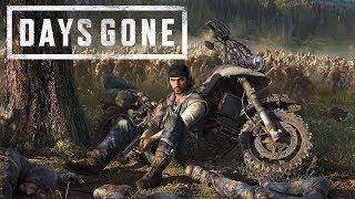 WYPRAWĄ Z SARĄ - Days Gone #46 [PS4]