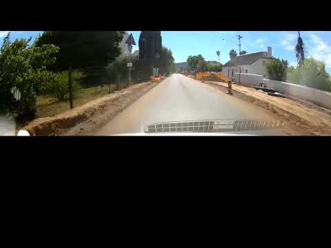 Montagu Road Construction 112017