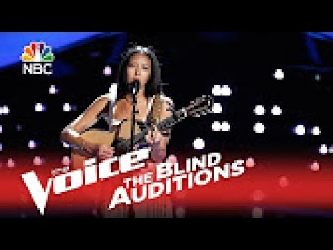The Voice 2015 Blind Audition - Amy Vachel: