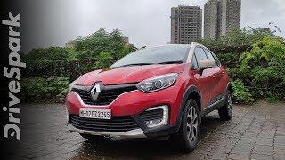 Renault Captur Petrol-MT Review: Interior, Features, Design & Performance