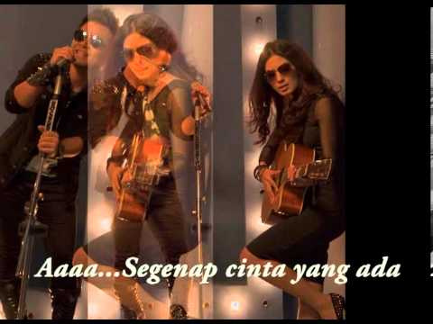 JUDIKA duet with DUMA - Sampai Akhir (Lyric Video)