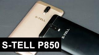 S-TELL P850 - смартфон з дисплеєм на 5,7 дюйма + 5000 мАч