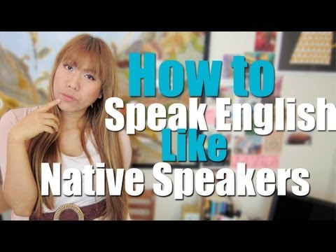 Speak English Like a Native: How to Talk Nonsense
