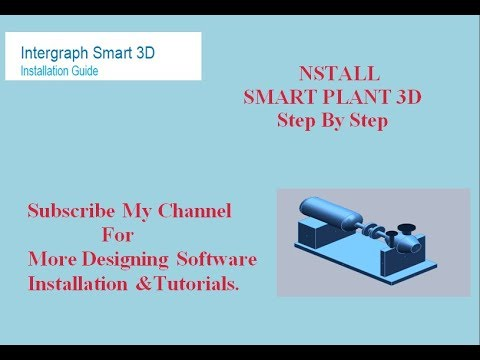 #How to install Smart Plant 3D || SP3D Installation step by step