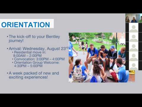 Student Coordinator Webcast 8/9/17