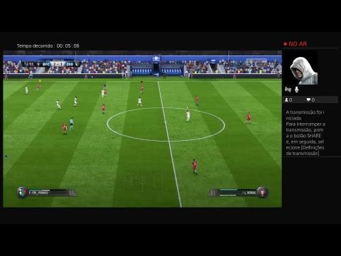 Transmissão ao vivo da PS4 de Meirinhos