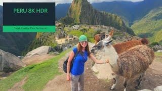 Peru 8K HDR