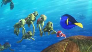 FINDING DORY | Totally Sick | Official Disney Pixar