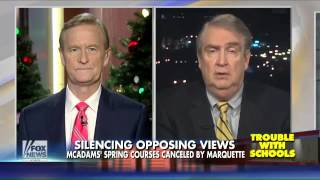 Marquette University professor suspended over blog