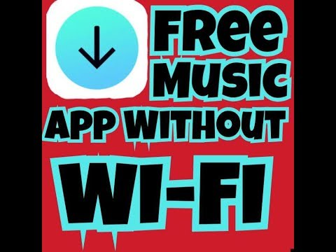free music app without wifi on iphone