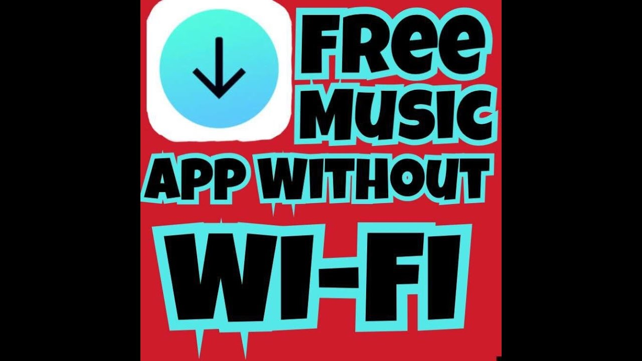 how to download free music on iphone without wifi