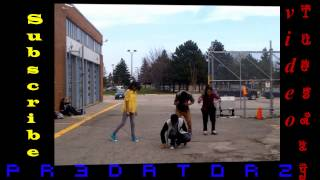 NOT AFRAID - dance cover (pr3datorz)