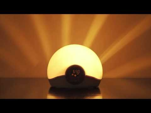 Lumie Bodyclock Starter wake-up sunrise
