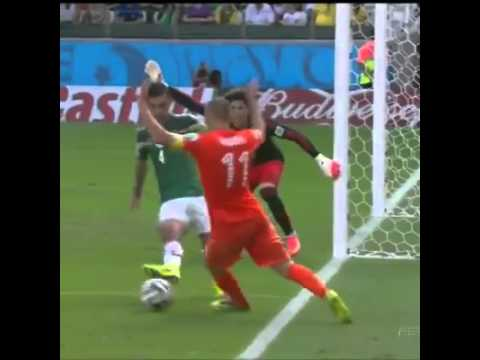 arjen robben dive vs mexico