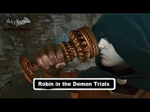 Fr Mod Batman Arkham City Robin In The Demon Trials
