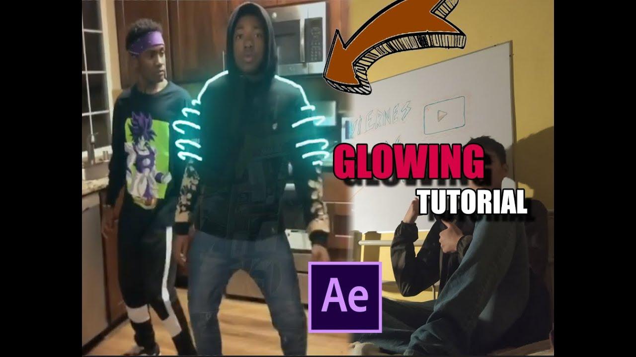 Cómo hacer animación Glowing en After effects // VIERNES DE TACOS