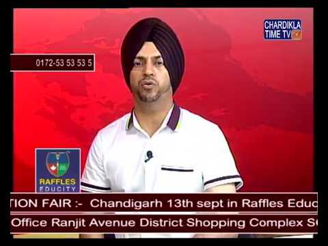 Swaran Singh Sandhu | RAFFLES EDUCITY | Immigration Consultant | STUDY ABROAD TIPS | STUDENT VISA