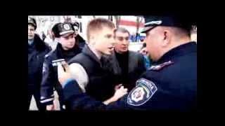 Избиение Гончаренко