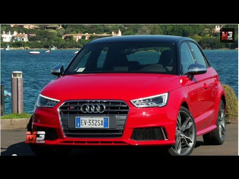 audi s1 sportback 2014 test drive costa smeralda only sound youtube. Black Bedroom Furniture Sets. Home Design Ideas