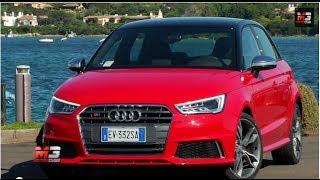 Audi S1 sportback 2014 - test drive costa smeralda only sound