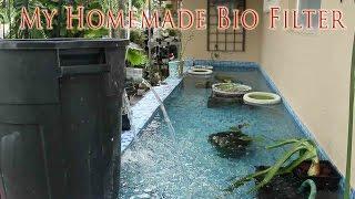 My Homemade Bio Filter