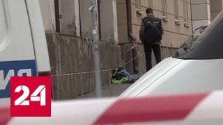 В Ростове-на-Дону ищут мужчину в капюшоне, оставившего взорвавшийся пакет