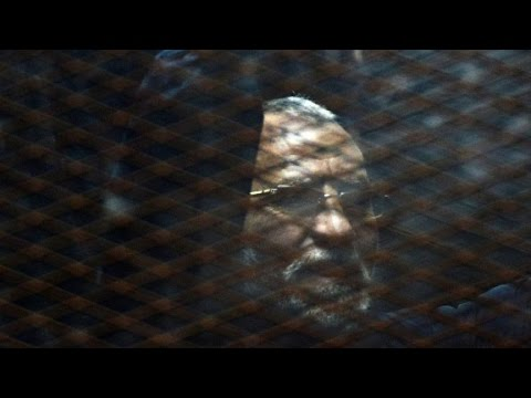 Muslim Brotherhood leader sentenced to death