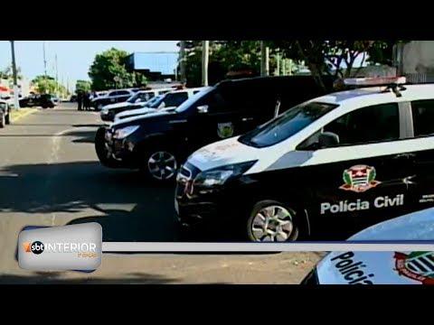 Mais de 40 pessoas são presas em operação de combate às drogas em Epitácio