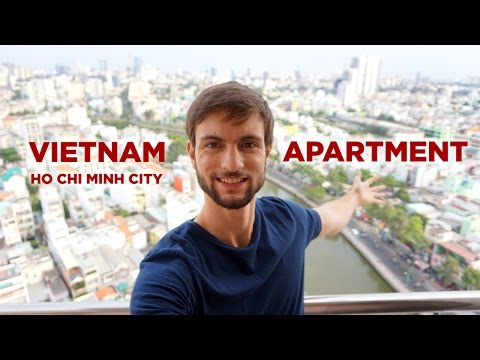 My New Apartment In Vietnam Tour | Ho Chi Minh City