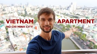 My New Apartment In Vietnam Tour   Ho Chi Minh City