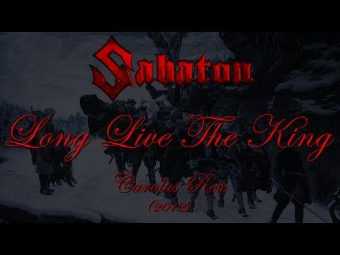 Sabaton - Long Live The King (Lyrics English & Deutsch)