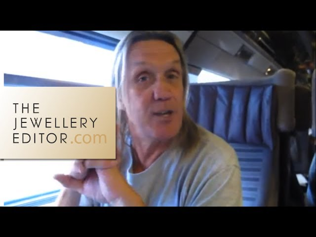 1 minute with Nicko McBrain: Iron Maiden's drummer talks jewellery