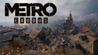 METRO EXODUS ☢️ [LIVE] #06 Eine neue Welt [Cam] German / Deutsch